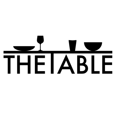 The table visit the table for Table table logo
